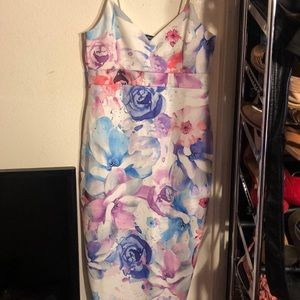 Brand new with tags midi dress